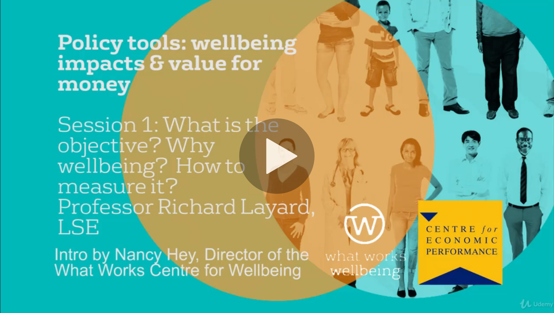 Policy tools: wellbeing impacts and cost-effectiveness