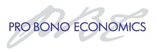 Pro Bono Economics