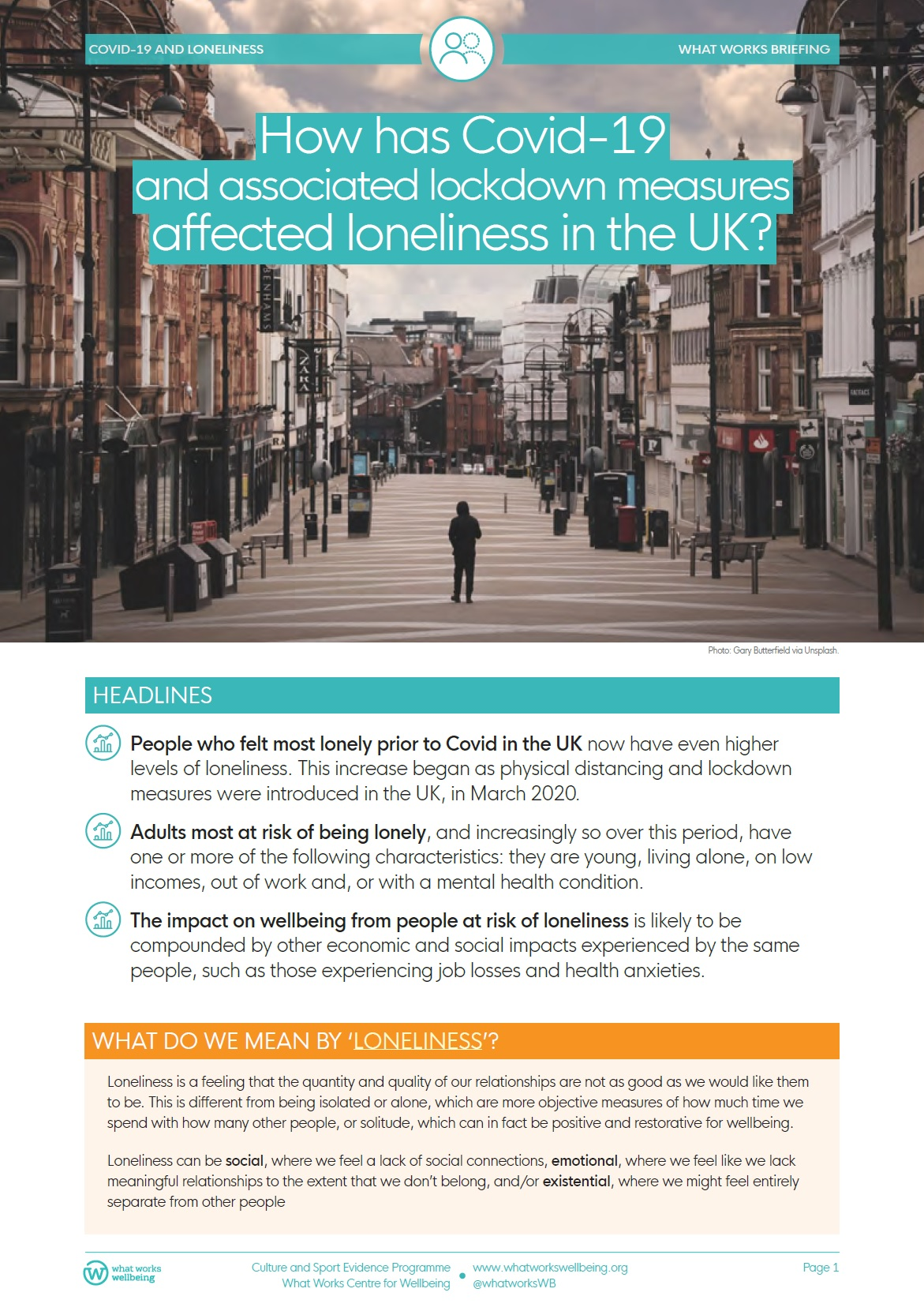 How has Covid-19 affected loneliness?